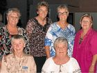 Stanthorpe and Condamine Valley, Warwick QCWA members Pauline Inglis, Helen Coffey, Libby Gunderman, Bev Sullivan, Rhonda Hopper, Millie Marsden, Judy Fordhan and Michele Slater.