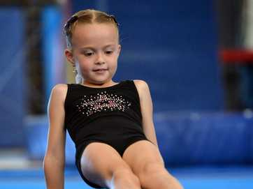 The Gladstone Gymnastics Club hosted CQ qualifying events on March 22, 2014.