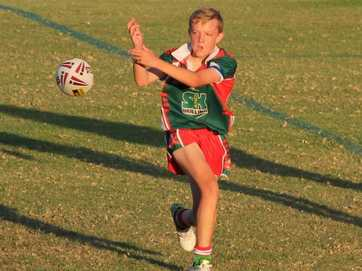 Toowoomba's junior sports stars in action at the weekend.