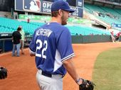 LA Dodgers pitcher Clayton Kershaw was almost portrayed as someone with superhuman qualities during his trip Down Under.