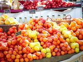 FRUIT and vegetable prices could be on the rise as the effects of Cyclone Ita start to be felt across the state.