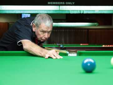 Competitors took part in the Cliff Worsley Shield Handicap Snooker Championship at Bribie on the weekend.