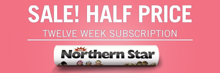 Sale! Half Price Twelve Week Subscription