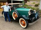 WHEN Brisbane local Gary Day first laid eyes on a 1929 Dodge Brothers Sports Roadster it was love at first sight.