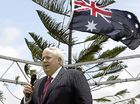 CLIVE Palmer has slammed the latest pay rise for Queensland politicians, revealing he has not taken a cent since being elected to Federal parliament last year.