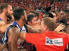 36ERS coach Joey Wright says the team's camaraderie and closeness reminds him a lot of the tight-knit Brisbane Bullets side.