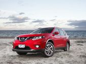 WELCOME to funky town Nissan X-Trail. The sports utility vehicle has a new fluent modern look inside and out.