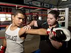 SHE is a member of a well-known Toowoomba boxing family, but she has no plans to make her mark inside the ring.