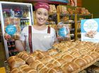 IPSWICH bakers are preparing to join in a massive Bundraiser Day this weekend to help raise dough to support kids in hospital.