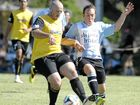 TINTENBAR-EAST BALLINA is licking its wounds after experiencing a harsh lesson in the reality of life in Football FNC men's premier league.
