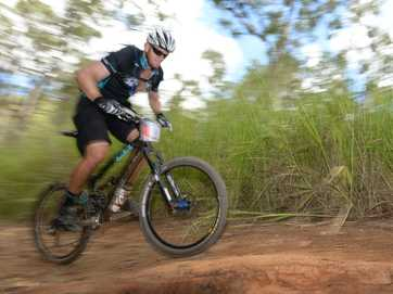 Riders tested their fitness, endurance and riding skills during round two of the Degani Cross Country MTB series and Seeone Park on Sunday morning.   Photos CHRIS ISON