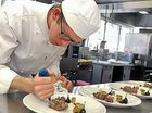 AWARD-winning young chef Richard Pascoe is well on his way to mastering the kitchens of the world.