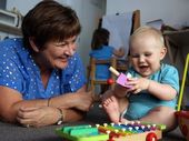 GRANNY nannies are on the rise as parents seek out more experienced carers - in some cases to fill the role of absent grandparents.