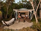Get comfy on your camp site .Our pick of the top five spots for glamping – glamour camping – in the Rockhampton region: