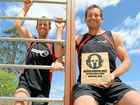 DETERMINED Lismore athlete Tony Curtis could find himself competing on the world stage if recent results in the Reebok Spartan Race series are an indication.