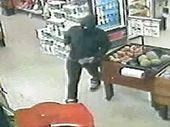 GLADSTONE police are concerned about the brazen nature of an armed robbery in which a shop assistant was held at gunpoint. Watch a video of the offence here.