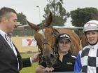 TRAINER Tony Gollan is enjoying a season on Australian race tracks he would find hard to top.