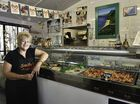 AN award-winning Boyne Island seafood shop is on the market while one of Gladstone's motel/restaurants is under new management after going into receivership.