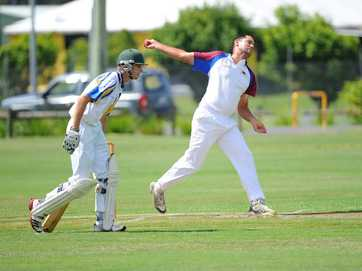 Cricket Grand Final Sawtell Vs Diggers at the Coffs Coast Leisure Park.
