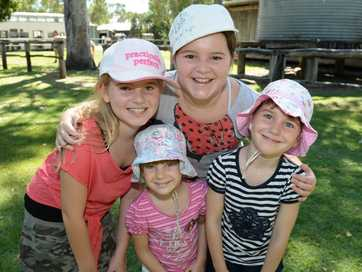 There is plenty to keep the kids active and entertained at the Heritage Village during the School holidays.