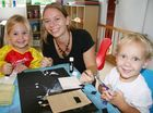 FROM running a daycare centre to nannying in London, Yeppoon's Linda Jaffrya loves working with kids.