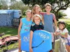 "THE Dicky Beach Family Holiday Park has become a ""home away from home"" for the Stephenson family."