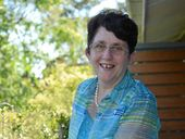 MAKING A DIFFERENCE: QCWA's dynamic state president Robyn McFarlane.