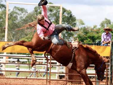 Clermont Rodeo Photo Terry Hill