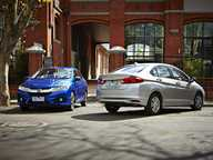 Honda has upgraded its City and Civic Hatch variants.