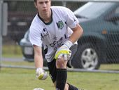 WESTERN Pride goalkeeper Andres Pascoe once saved a penalty against Wolverhampton Wanderers before helping Southend United beat Norwich to win a youth tournament in England.