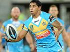 "BRISBANE Broncos coach Anthony Griffin admits Gold Coast danger man Albert Kelly could be ""sensational"" coming off the bench for NSW in Origin."