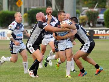 A selection of photos taken at the Bundaberg Rugby League match between Brothers and Easts at Salter Oval.