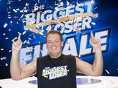 The Biggest Loser 2014 winner Craig Booby.