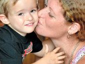 GYMPIE toddler Arley Baker has defied the odds more times than he will ever remember.