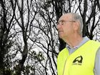 A YAMBA Landcare worker says a stand of dead and dying trees, probably poisoned last year, should be left in place to thwart the desires of vandals.