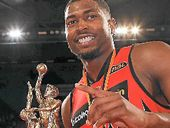 THE Perth Wildcats have beaten Adelaide 93-59 in the deciding game of the NBL grand final series to claim a record sixth championship.