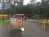 <strong>UPDATE:</strong> Several roads across the Sunshine Coast have been closed due to localised flooding.