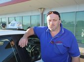 THE swelling in his face may be subsiding but the effects of a king-hit attack remains a nightmare for Hervey Bay taxi driver Peter Olson.
