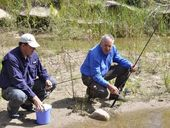 TOOWOOMBA fishermen have an important part to play in saving the Condamine River catchment from the spread of tilapia.