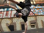 DANCER Guy Freeman is popping his way to the top with the help of an Australia's Got Talent grand finalist.