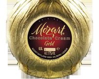 Bottle of Mozart Liqueur Gold Chocolate. Photo Contributed by Dan Murphy's.