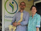SCOTT Wustenberg has put new life into his business, Optimal Life Chiropractic, after its name change from Body Tune earlier this year.