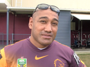 Alex Leapai finalises plans for Germany