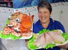 THOUSANDS of Fraser Coast residents will scale back on meat consumption tomorrow, but Urangan Fisheries staff won't be caught on the hop.