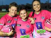 ONLY three games into their Brisbane Division 2 season, the Swifts women's rugby league team has already demonstrated its improvement on last year.