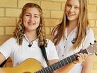IT WILL be deja vu for two Kadina High School students when they perform four original songs at this year's Bluesfest.