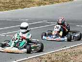 KARTING ACTION: The karting contingent of the Whitsunday Moto Sports Club (WMSC) will be hosting their next club race meet on Sunday, May 4.