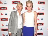 ELLEN DeGeneres has been named the most powerful gay celebrity in the US in Out magazine's annual Power List poll.