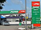 THE Puma has pounced but not yet put the bite on Mackay fuel prices.