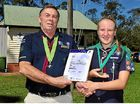 TWO Cooroy Scouts Emily Lansdown and Samuel Casasola are now the proud bearers of one of the youth development movement's highest awards.